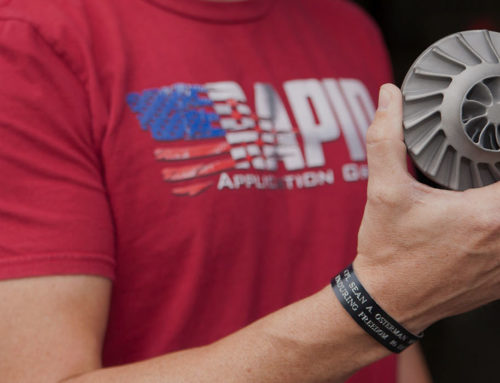 Army veteran continues to serve others while starting own 3D printing business