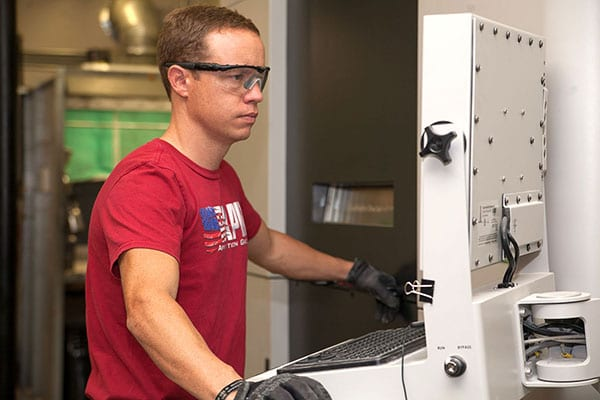 SLS Machine for 3D On-Demand Printing